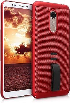kwmobile Funda Compatible con Xiaomi Redmi 5 Plus/Redmi Note 5 (China): Amazon.es: Electrónica