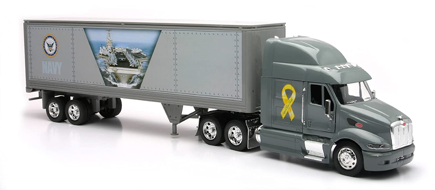 Toys Are Us Trucks : Metal toy tractor trailer trucks wow