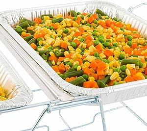 Restaurantware Standard Adapter Bar Food Steamer, 12.5