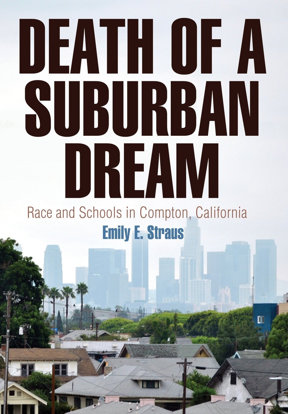 Death of a Suburban Dream: Race and Schools in Compton, California (Politics and Culture in Modern America) PDF