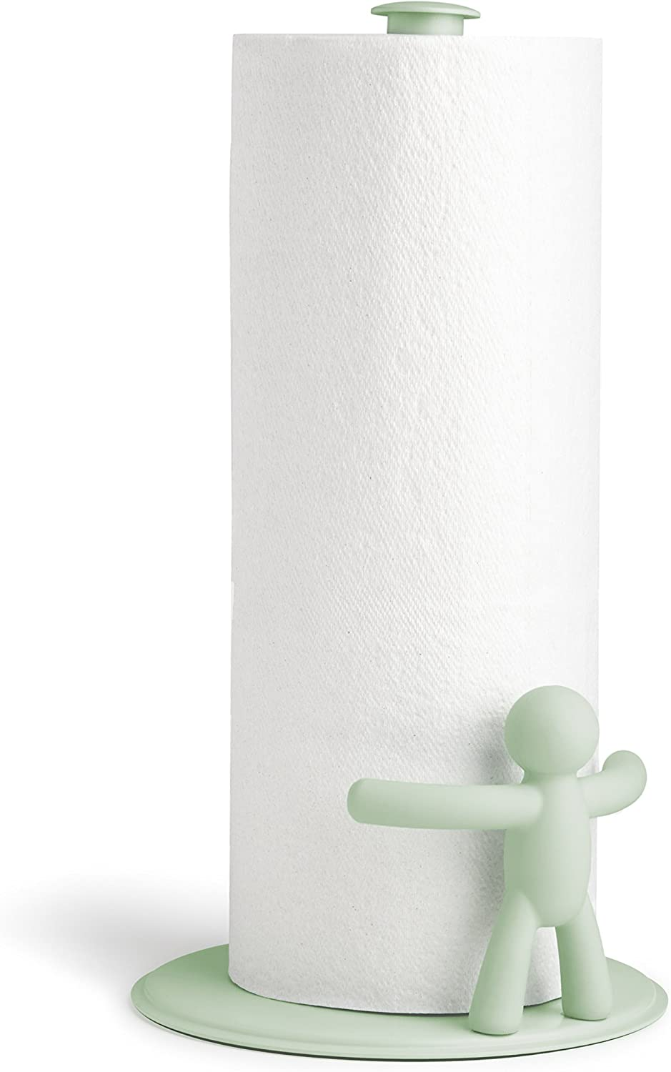 Mint Green the Original Fun and Functional Soft-Touch Design Umbra Buddy Paper Towel Holder