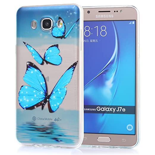 59 opinioni per tinxi® Custodia per Samsung Galaxy J7 2016(SM-J710)(5,5 pollici) case in
