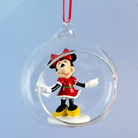 Minnie Mouse Christmas Tree Decorations.Widdop Gifts Christmas Tree Decoration Classic Disney