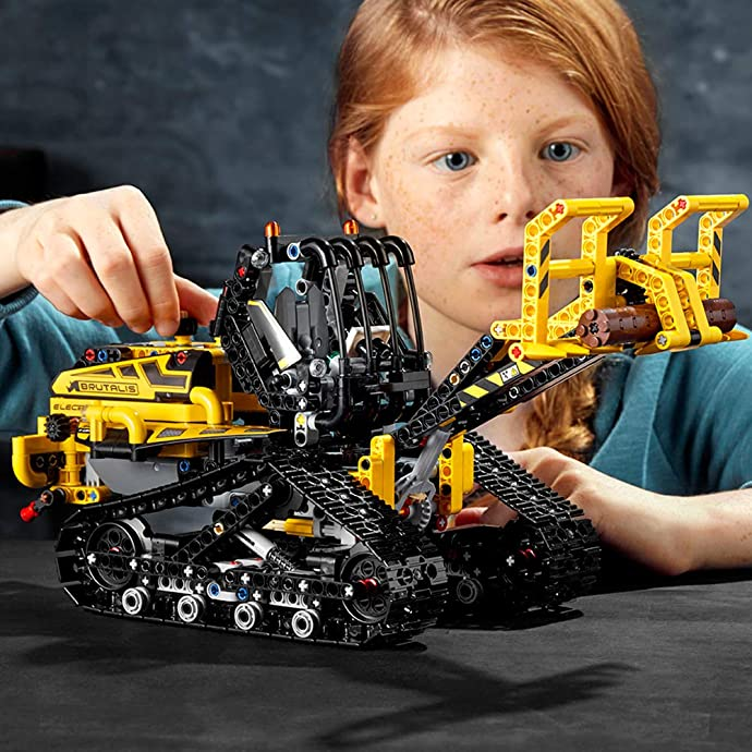 LEGO 乐高 Technic机械组 42094 履带式装卸机 积木玩具 6折$47.99史低 海淘转运到手约¥405