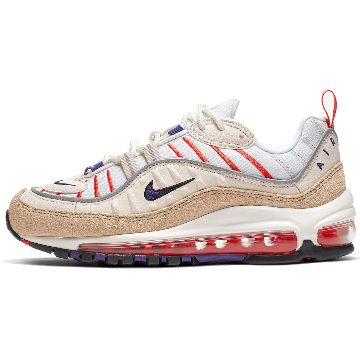 san francisco b095b 06668 Amazon.com | Nike Air Max 98 (gs) Big Kids Bv4872-100 | Running