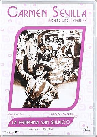 La Hermana San Sulpicio (C. Sevilla) [DVD]: Amazon.es ...