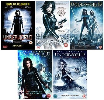 underworld evolution full movie