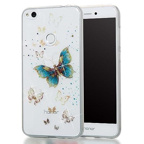 Alfort Huawei P8 Lite 2017 Funda Carcasa Huawei P8 Lite 2017 ...