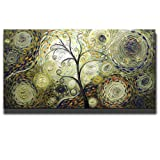 Asdam Art Paintings- 20x40inch Hand Painted 3D