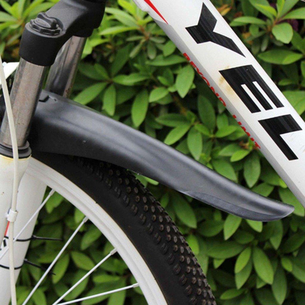 Gogogo plastique Durable de route v/élo pneu roue de secours avant//arri/ère 1 de Solution deau Pluie