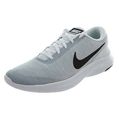 release date: 72af5 ca084 Image Unavailable. Image not available for. Colour  Nike Men s Flex  Experience Rn 7 White Black Wolf Grey Running Shoe ...
