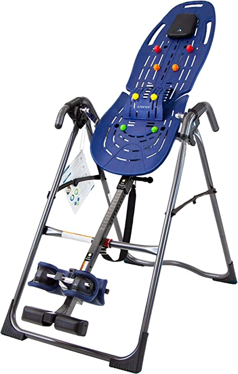Teeter EP-560 Ltd | Inversion Table for Back Pain