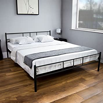 Generic A1. Num. 6480. Grito. 1.. cama King-size metal ze cama M 5 ...