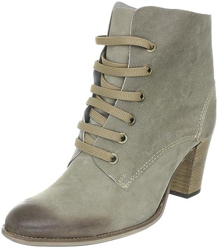 0504b347b4f4d1 Evita Shoes Stiefelette elegant Boots Womens Brown Braun (fango) Size  5.5  (39