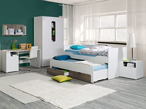 bett mit ausziehbett - Modernes Tagesbett Mit Ausziehbett