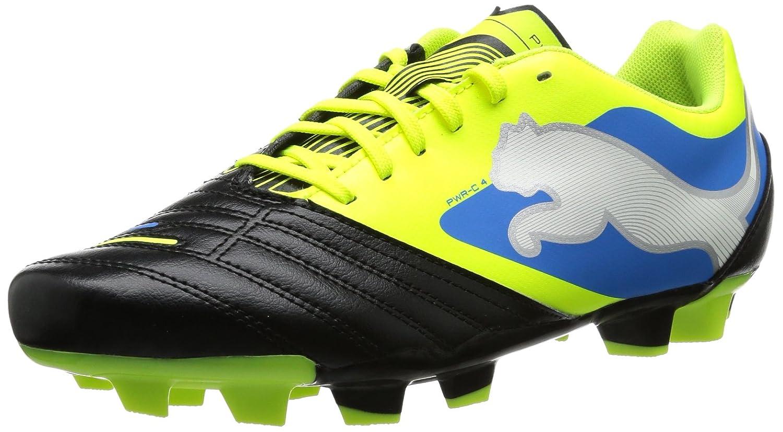 23da162e7e09 Puma Unisex Kids' PowerCat 4 FG Jr Football Shoes: Amazon.co.uk: Shoes &  Bags