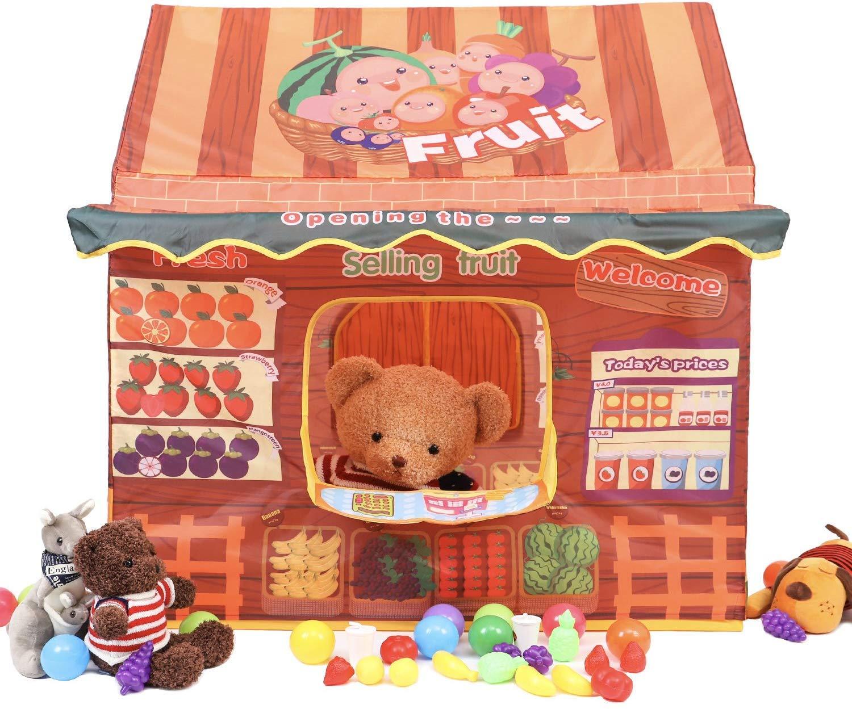 HomeSpon(ホームスポン) キッズテント 果物屋