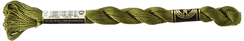 Size 5 Off White DMC 115 5-746 Pearl Cotton Thread