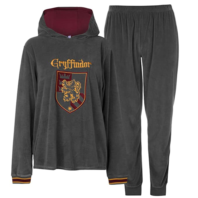 Character - Pijama - Manga Larga - para Mujer Harry Potter X-Small