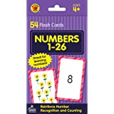 Brighter Child Flash Cards:#'s 1 To 26