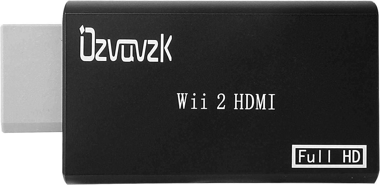 Ozvavzk Capturadora de Video HDMI,La Tarjeta de Captura 4K HDMI a USB 2.0 Convertidor Port/átil HD Video Audio para Edici/ón De Video//Juegos//Webcasting//Streaming//Video Live Grabaci/ón