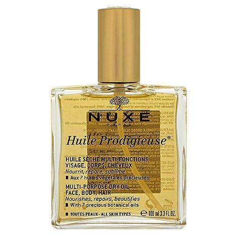 Nuxe - Aceite Seco Huile Prodigieuse para la piel y el pelo ...