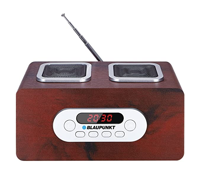 4 opinioni per Blaupunkt PP5BR- Radio portatile con lettore mp3, USB (32 GB)/SD, display LCD,