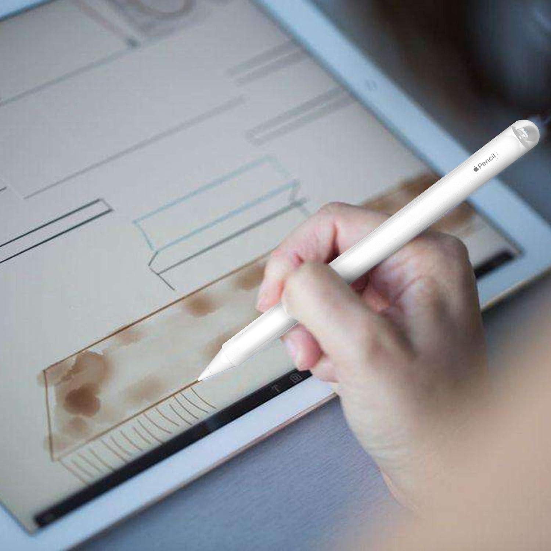 Neu Schwarz Generation Pen Nib Protector Silikonh/ülle iPencil 2 Gen Case Zubeh/ör f/ür iPad Pro 12.9 11 Zoll 2018 Belk H/ülle kompatibler Apple Pencil 2