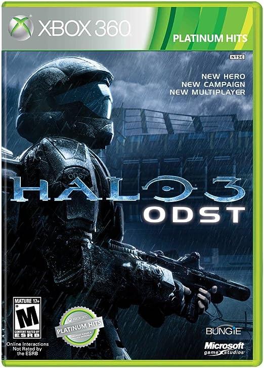 Microsoft Halo 3 - Juego (Xbox 360, Xbox 360): Amazon.es: Videojuegos