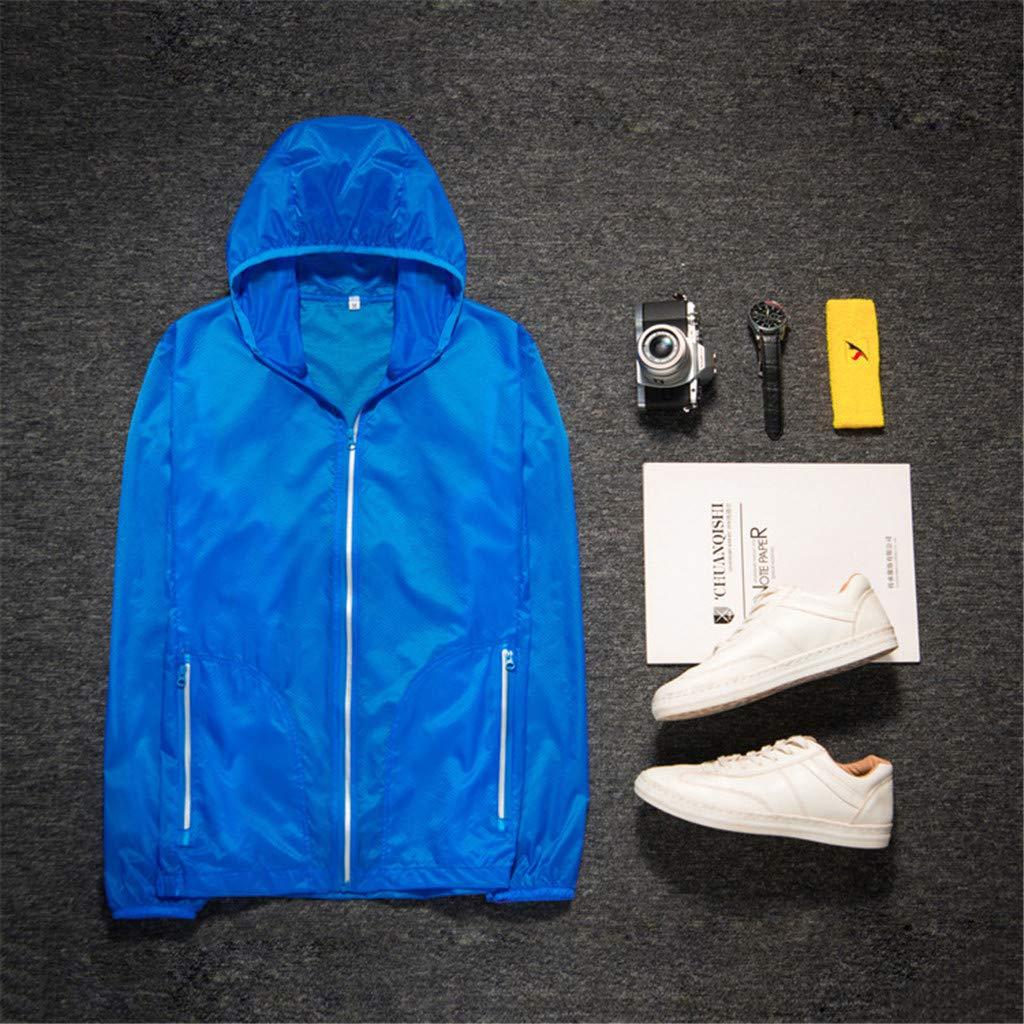 Women Men Outpace Sport Jacket Hoodie Sun Protective Long Sleeve Coat UPF 50