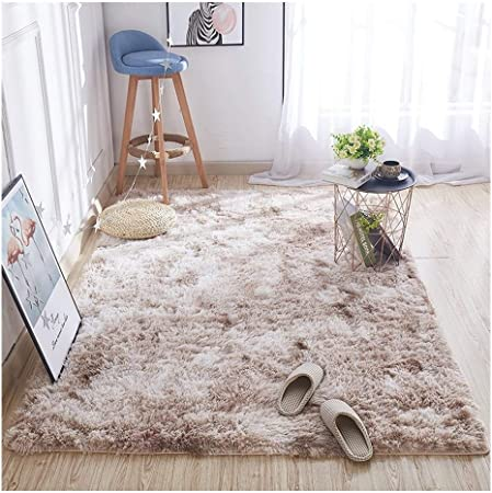 La alfombra De Pelo Largo sofá de la Sala Mesa nórdica
