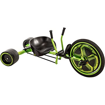 powerful Huffy Green Machine