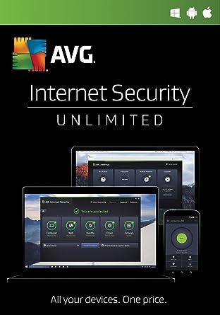 Resultado de imagen de AVG Internet Security 18