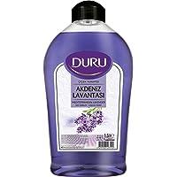 Duru Çiçek Terapisi Akdeniz Lavantası Sıvı Sabun, 1.5 lt