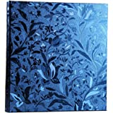 Xerhnan Leather Frame Cover Photo Album 600 Pockets Hold 4x6 Photos(Gem blue)