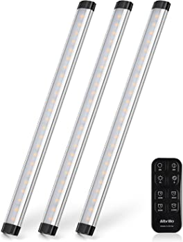 Albrillo LED Kitchen Under Cabinet Lighting Remote Control