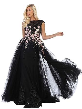 a68a8a95628 Formal Dress Shops Inc Royal Queen RQ7596 Red Carpet Formal Evening ...