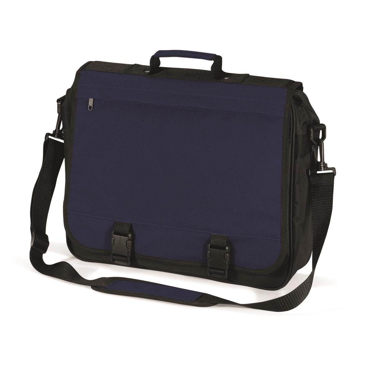 BagBase Portfolio briefcase French Navy
