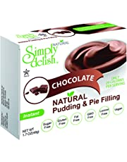 SIMPLY DELISH Pudding and Pie Filling, Chocolate, 48g