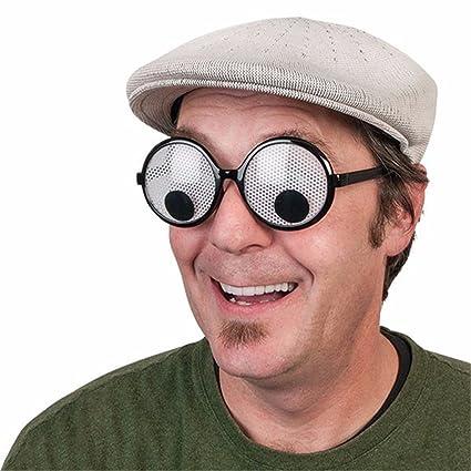 goggle eyes