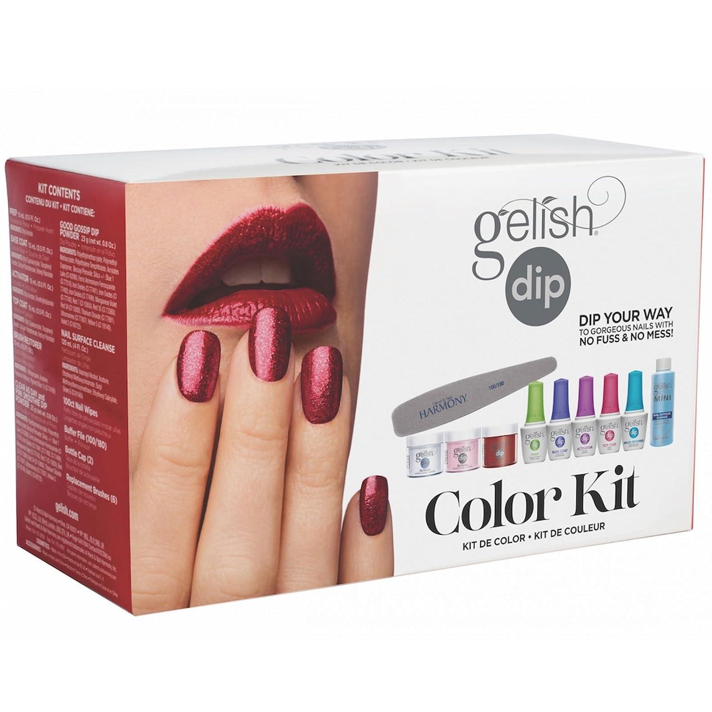 Amazon.com : Gelish Acrylic Powder Color Dip Nail Kit : Beauty