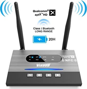 Visoud Bluetooth 5.0 3-in-1 Transmitter / Receiver