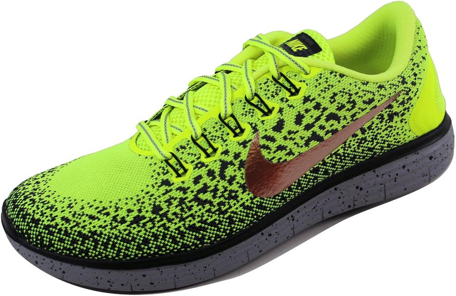 Nike 849660-700, Zapatillas de Trail Running para Hombre, Amarillo ...
