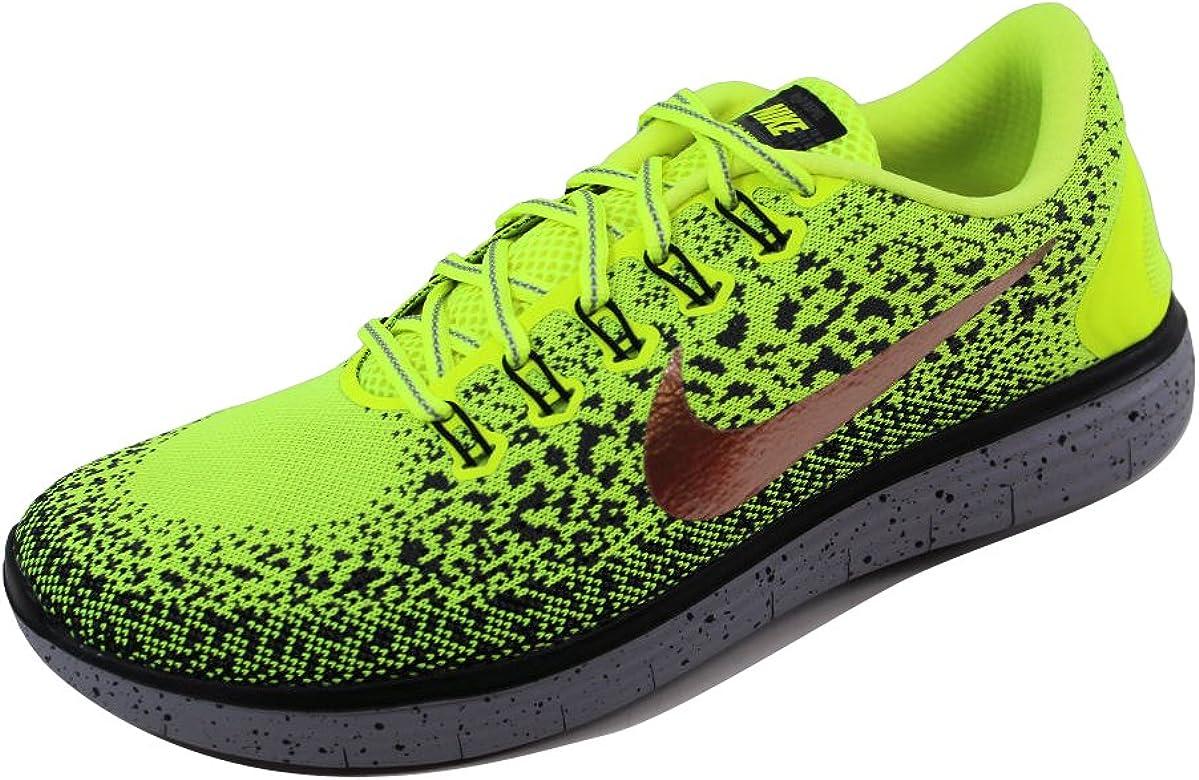 Nike 849660-700, Zapatillas de Trail Running para Hombre, Amarillo (Volt/Mtlc Red Bronze/Dark Grey/Black), 39 EU: Amazon.es: Zapatos y complementos