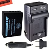 BM Premium NP-W126 Battery and Charger Kit for Fujifilm FinePix X-Pro1, X-Pro2, HS30EXR, HS33EXR, HS35EXR, HS50EXR, X-A1, X-A2, X-E1, X-E2, X-E2S, 1 X-M1, X-T1, X-T2, X-T10 Digital Camera