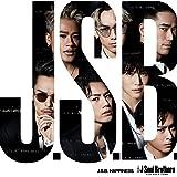 J.S.B. HAPPINESS(DVD付)