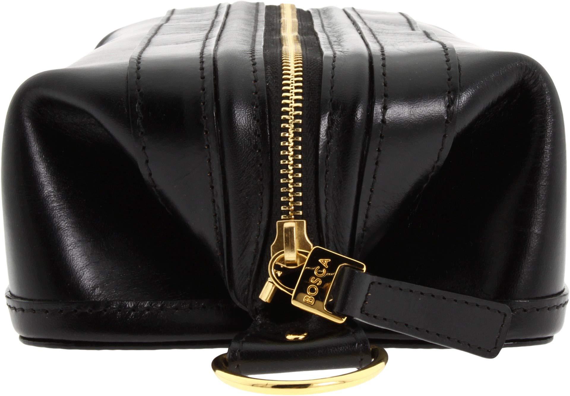 Bosca Men's 10'' Zipper Utilikit, Black by Bosca (Image #3)
