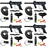 4 Pack - Tippmann 98 Custom 12oz Xray Family Package + Barrel Cover + Neck Guard