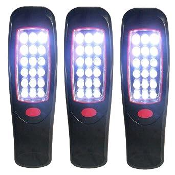 3 X Lampe De Travail Lampe Torche Lampe D Atelier Lampe De Poche