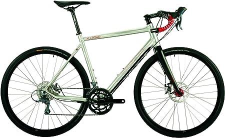 Corratec Allroad - Bicicletas ciclocross - Plateado Tamaño del cuadro 49 cm 2016: Amazon.es: Deportes y aire libre